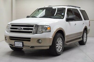 2011 Ford Expedition  2011 Ford Expedition XLT 4X4 5.4 liter V8 leather seating accident free Carfax