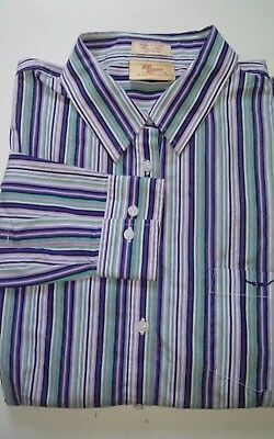 Ladies R M WILLIAMS Shirt Size 14 Semi Fitted like new