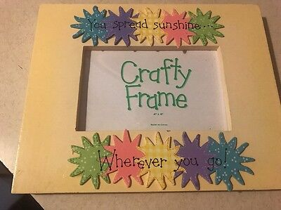 sunshine  frame wood