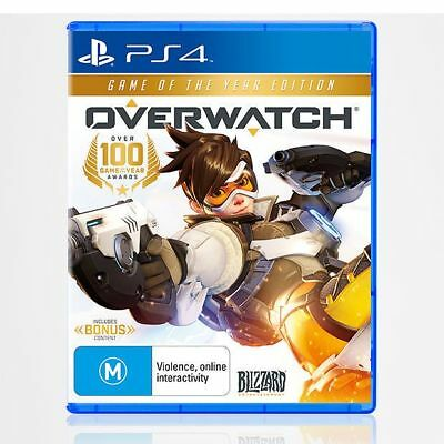 NEW Overwatch: Game of the Year Edition - PS4