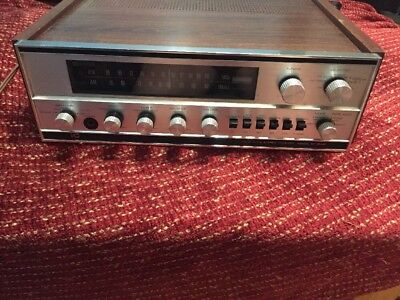 Pioneer Solid State Stereo Receiver Model SX-1500T Vintage Does Not Power On