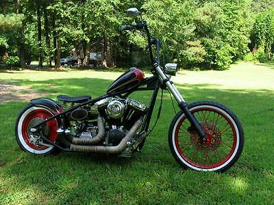 "2013 Custom Built Motorcycles Chopper  2013 Gangster Choppers ""Hot Rod"" Motorcycle"