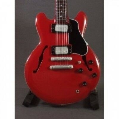 Mini Guitar CHUCK BERRY Red Statuette. Little Shop Guitars. Shipping is Free