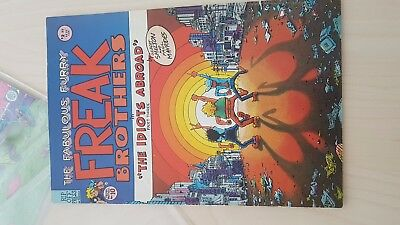 The Fabulous Furry Freak Brothers #10 (1987, Rip Off Press)