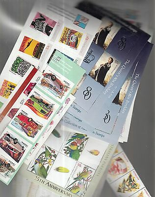 stamps postage $100 Face  value  NEW STAMPS NEVER USED