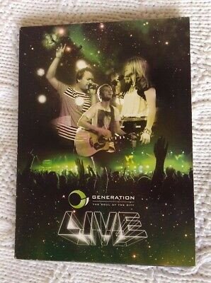 Generation: The Soul Of The City- Live (Dvd+Cd) R-All, Like New, Free Shipping