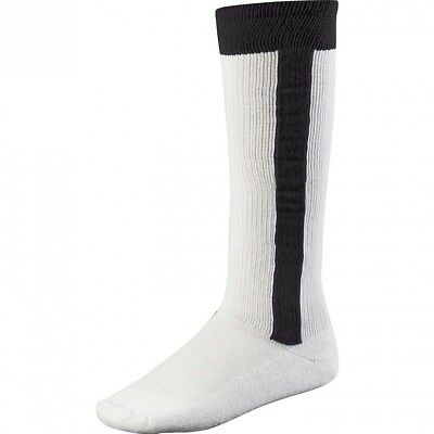 Twin City Senior Youth Two-In-One Stirrup Socks, Black. TCK. Shipping is Free