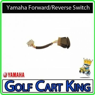 Yamaha G19-G22 Electric Golf Cart Forward & Reverse Switch (No Handle) - 48 Volt