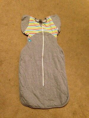 love to dream swaddle up winter warm 50/50 large. 8.5-11kg/18.5-24lbs