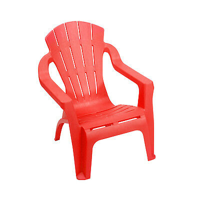 Chaise enfant Selva - Rouge
