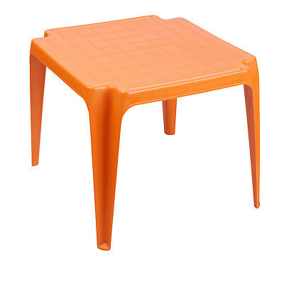 Table empilable Tavolo Baby - Orange