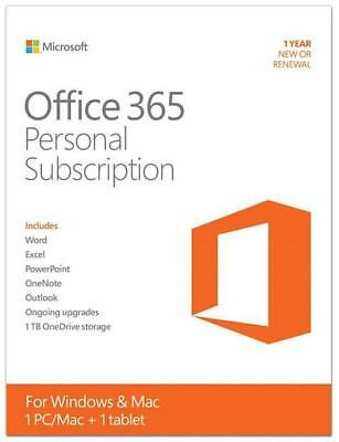 Office 365 Personal 1Anno Eurozone Medialess