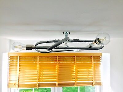 Vintage Industrial Modern Metal Ceiling Light