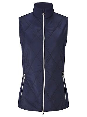 Callaway Ladies Lightweight Thermal Padded Gilet Winter Vest Opti Therm