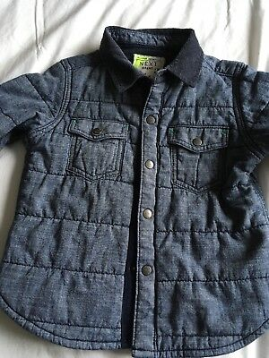 Next Boys Jacket 6-9 Months