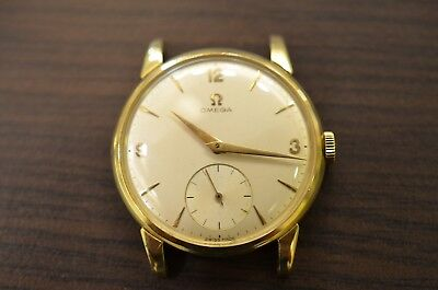 SUPERB Watch OMEGA - gold 18 CT - Cal 267 - OMEGA or 18 carats - 1957's