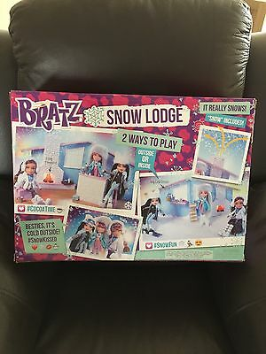 Bratz Snow Lodge New In Unopened Box Great Christmas Gift