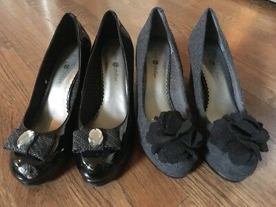 Lindsay Phillips Kristen Wedge Shoes Size 7 Set Of 2
