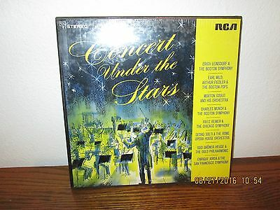 Concert Under the Stars record set RCA Stereo still sealed