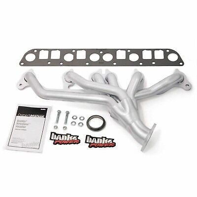 Banks Power 51327 TorqueTube Exhaust Manifolds