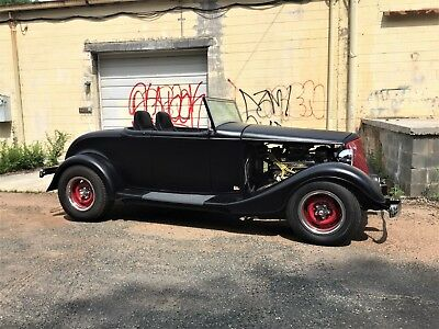 1932 Ford Model A  1932 Ford Model A Roadster Hot Rod