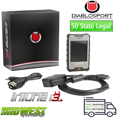 DiabloSport inTune i3 Programmer Fits 2012-2015 Chevy Sonic 1.4L Turbo