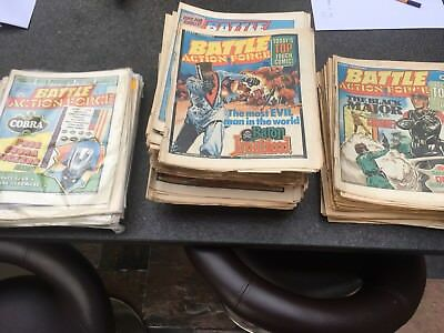 Battle Action Force Collectable Comics