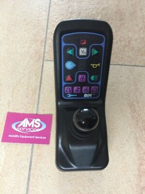 Invacare Spectra Plus & Other Electric Wheelchair DXREM34B Joystick Controller