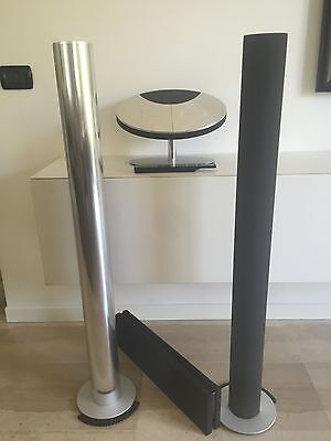 Bang & Olufsen BeoCenter 2, Beolab 6000, tablestand