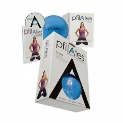 Pfilates Exercise Kit - DVD, Book & Exercise Ball - Pilates for your Pelvic
