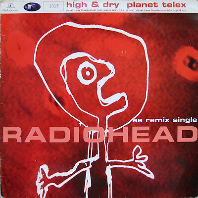 Radiohead – High & Dry / Planet Telex -  Limited Edition, Numbered
