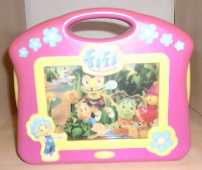 Fifi & The Flowertots Moving Tv Musical Toy  With Carry Handle