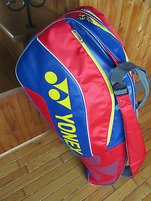 Large YONEX tennis badminton bag BackPack - 8529TG - Excellent condition