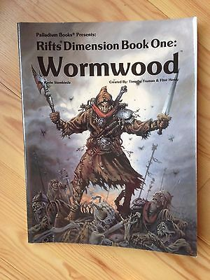 Rifts Dimension Book One: Wormwood