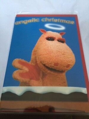 BN Angelic Christmas George from Rainbow Card