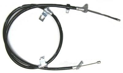 Parking Brake Cable-Stainless Steel Brake Cable Rear Right fits 07-11 Yaris