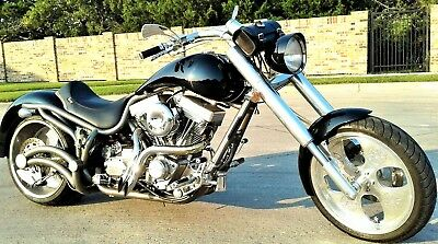 """2004 Bourget FAT DADDY """"280"""" SOFTAIL CRUISER  BOURGET FAT DADDY TOURING CRUISER not HARLEY, Big Dog, Chopper, Ness or Victory"""