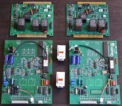 Gendex GX-770 Relay+Timer Control Board+On/Off Switch