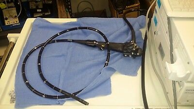 Olympus EVIS Exera PCF-160AL Pediatric Video Colonoscope in very nice condition