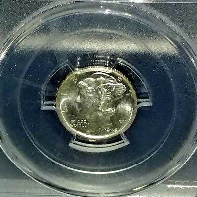 1945-S PCGS MS65 Mercury Dime