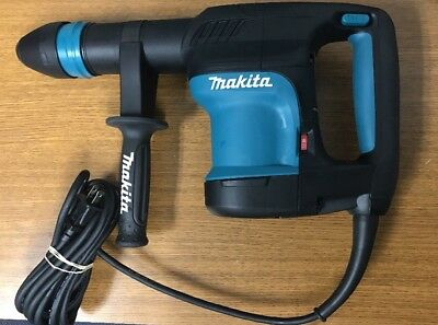 "Makita Hm0870C Demolition Hammer, 3/4"" Chuck, 120V, 8.4Ft. Lbs Impact Energy"