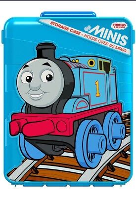 UK STOCK 🇬🇧 Thomas And Friends Minis Storage Case. Holds Over 50 Minis Trains,