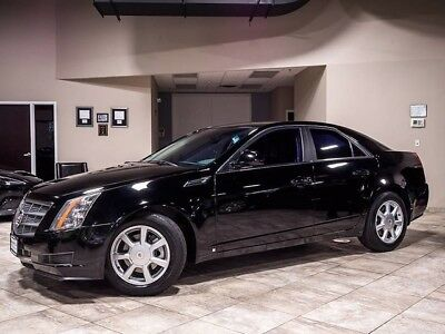 2009 Cadillac CTS  2009 Cadillac CTS 1SB BLACK ON BLACK EXCELLENT CONDITION!!