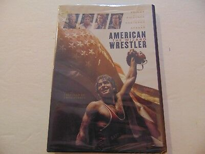 NEW!! NEVER OPENED  American Wrestler: The Wizard (DVD, 2017) Brand New