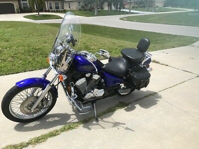 2005 Honda Shadow  MOTORCYCLE
