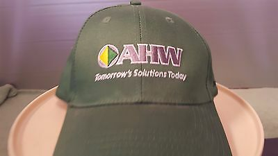 A H W John Deere Trucker Hat Snap Back Agricultural