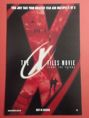 Postcard : The X-FILES : Cinema Promo