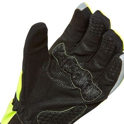 (X-Large, HIGH VIS) - Sealskinz Men's All Weather Cycle Gloves