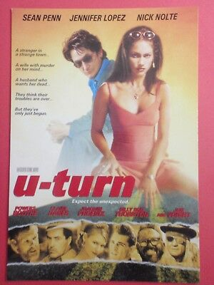 Postcard : U-TURN : Cinema Promo