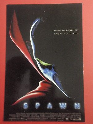 Postcard : SPAWN : Original Live Action Film